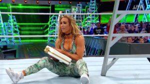 WWE Superstars react to Carmella's win!