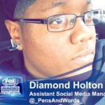 Diamond Holton
