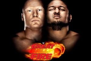 Great Balls Of Fire PPV Preview