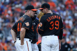 Orioles Score Eight Unanswered vs Cubs, Lose 9-8 on Ninth Inning Homer