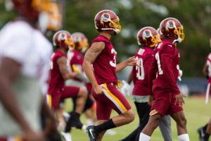 Washington Redskins Training Camp: Day Two