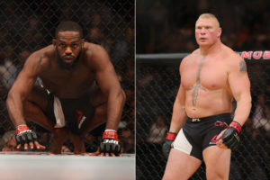 A Match Made In Heaven: Jones vs. Lesnar Mega fight