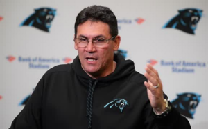 Ron Rivera on Cam Newton's Recovery