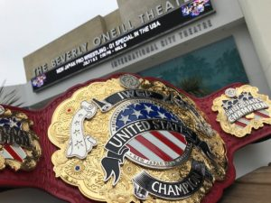 New Japan Pro Wrestling G1 USA Special Night Two Results