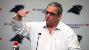 Panthers firing of Gettleman creates Uncertainty