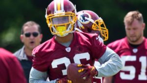 Su'a Cravens on his progression