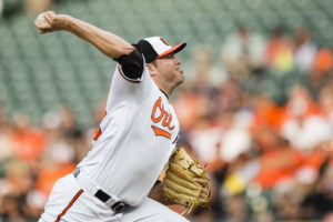 Chris Tillman's Quality Start Gives Orioles First Win Since All-Star Break