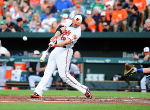 Chris Davis' Career-High Six RBI Leads Orioles in 12-1 Win Over Rangers