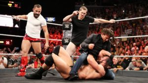 NXT TakeOver Brooklyn III Results