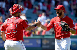 Los Angeles Angels Defeat Orioles 5-1