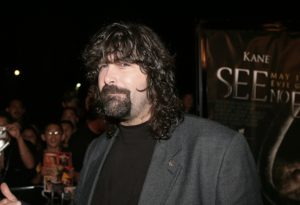 Interview with WWE Hall of Famer Mick Foley