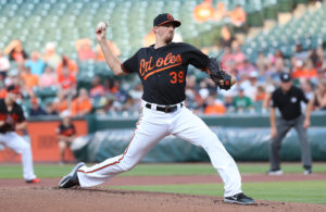 Orioles Lose 5-2, But Kevin Gausman Shines