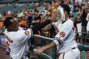 Extra Extra: Baltimore Orioles Defeat A's, 8-7