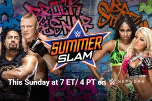 Summer Slam Preview