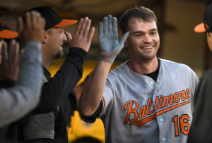 Trey Mancini and Co. Power O's to 7-2 Victory Over A's