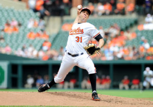 Orioles Cruise to 12-3 Victory, Ubaldo Jimenez Gets the Win