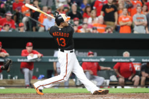 Manny Machado Receives Player of the Week Award