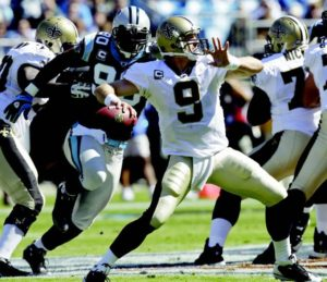 Carolina Defense: Operation Shut Down Drew Brees