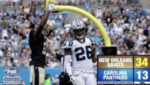 Concern for Cam Newton and these Panthers? Suffers first loss to Saints