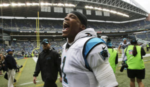Cam Newton apologizes for remark at reporter