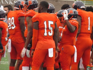 Morgan State Scores Most Points Since 2014