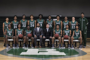 No. 2 Richard Bland Men's Basketball Welcomes Southern Maryland Friday Night