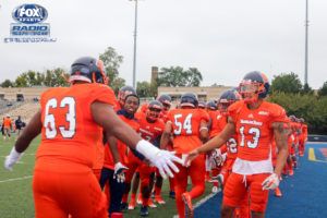 Nine Morgan State Players Named To The 2017 MEAC Football All-Academic Team