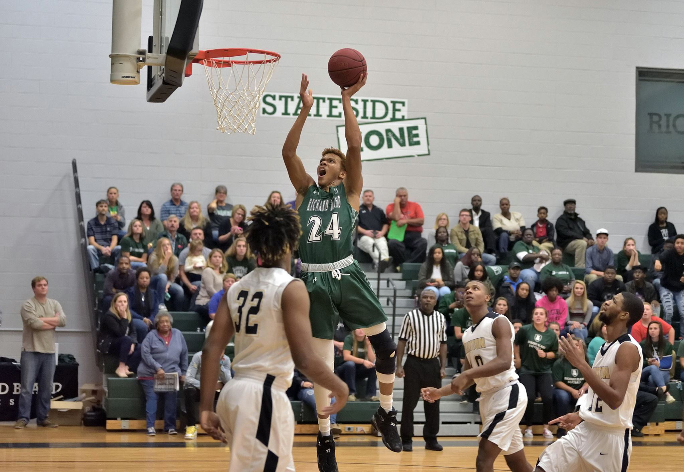 Richard Bland Men's Basketball Hosts Fayetteville Tech, Vance-Granville This Weekend