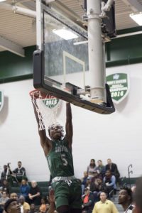 No. 2 Richard Bland Men's Basketball Wins On The Road At CCBC Dundalk (Md.) 85-63