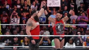 Team RAW over SmackDown Live: Survivor Series Review