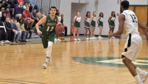 No. 2 Richard Bland Men's Basketball Falls To NJCAA D1 Monroe (N.Y.) College 83-73