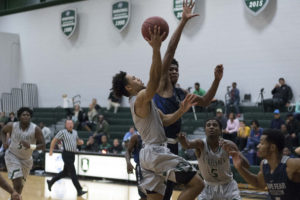 Richard Bland Men's Basketball No. 7 Seed For NJCAA Division II National Tournament