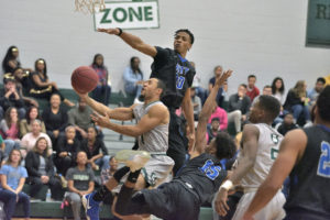 No. 12 Richard Bland Men's Basketball Drops Road Contest At Pitt (N.C.) 84-69