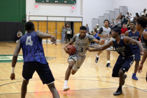 No. 2 Richard Bland Defeats Cape Fear (N.C.) 86-72