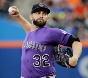 Baltimore Orioles Hot Stove: Interest in Tyler Chatwood