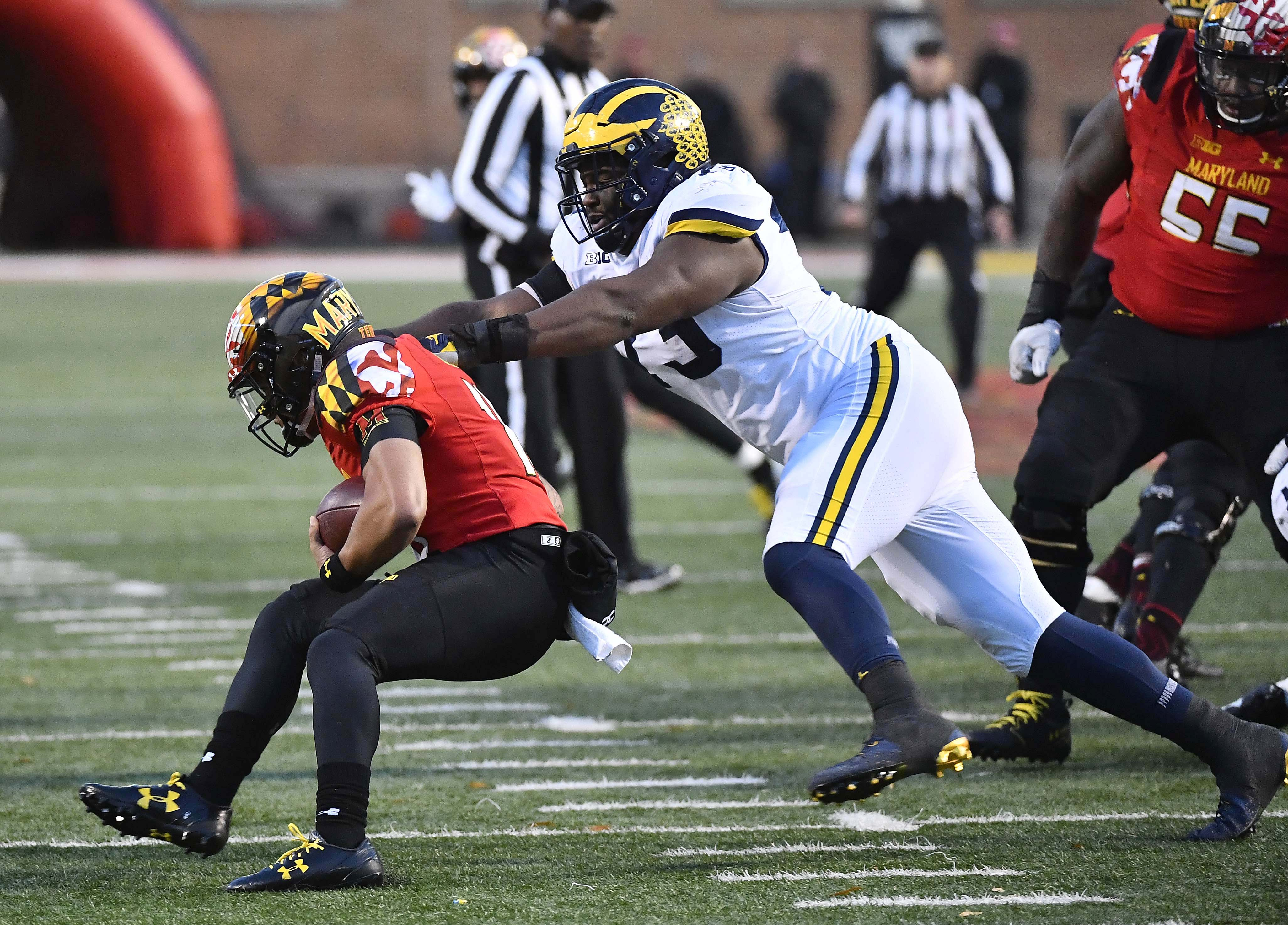 Terps football