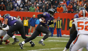 Baltimore Ravens Enter Their Third Bye Week