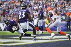 "Baltimore Ravens Enter Their ""Second Bye Week"""