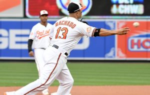 Manny Machado Trade Rumors Swirl; SS or 3B?