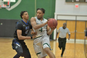 Richard Bland Men's Basketball Wins On The Road