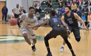 No. 2 Richard Bland Men's Basketball Earns Road Win At Catawba Valley (N.C.) 105-68