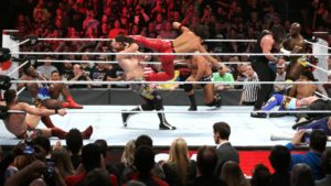 How the WWE got the Men's Royal Rumble correct