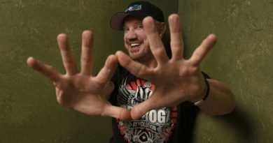 "Interview: DDP Yoga Founder and WWE Hall of Famer ""Diamond"" Dallas Page"