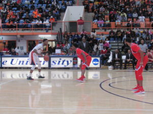 Morgan State defeats Delaware State, 61-47