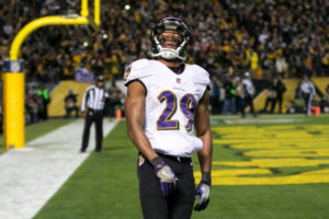 Ravens cornerback Marlon Humphrey arrested in Alabama