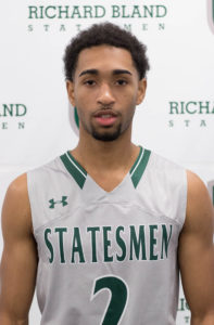 Richard Bland Athletics Names Ricky Hicks Athlete of the Week