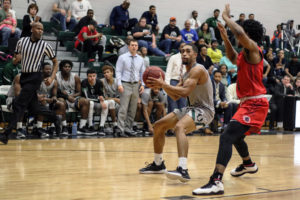 Richard Bland Men's Basketball Defeats Visiting Lenoir (N.C.) 96-76