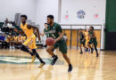 Richard Bland Men's Basketball Runs Past Visiting Guilford Tech (N.C.) 105-87