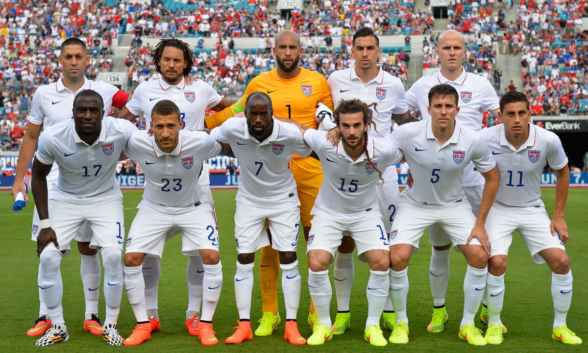 Usa Mens Soccer 2014 How much has MLS and s...
