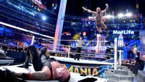 """WWE WrestleMania Rewind: When """"The Best in The World"""" met """"The Phenom"""""""